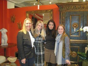 Susan Bednar Long and the staff of S.B. Long Interiors