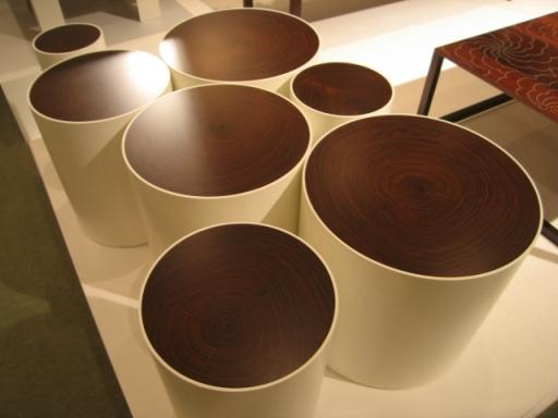 peter sandback stools
