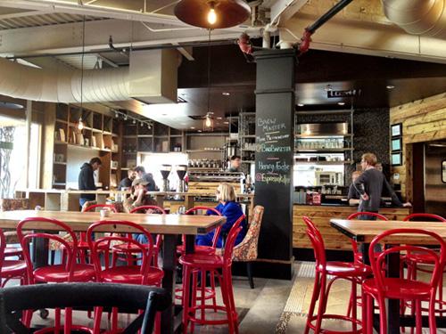 Ascension Coffee Bar Dallas TX