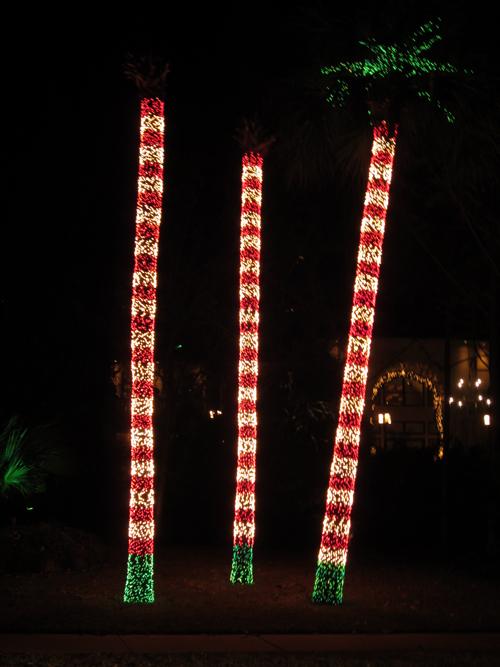 outdoor christmas decorations dallas
