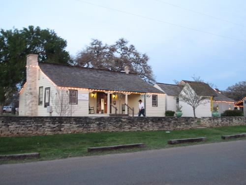 Dallas historic inns