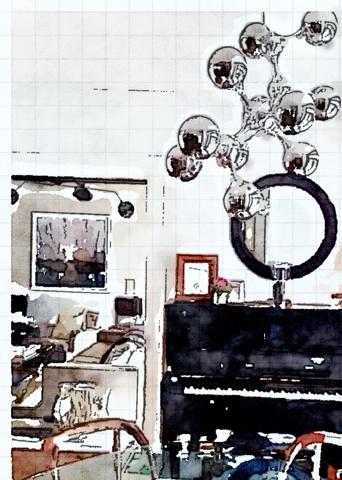 Kitchen-Family Room