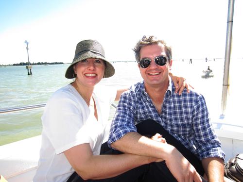 venetian island boat tour
