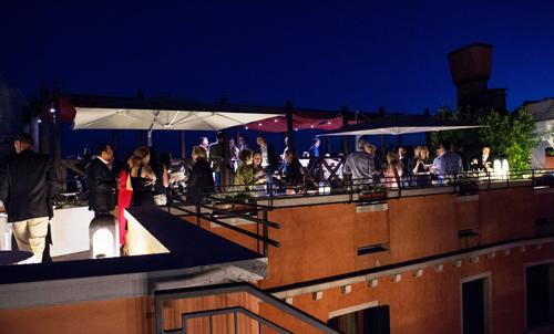italian style parties