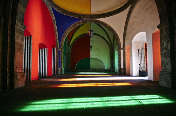 Photocredit Lisson Gallery - La Capilla, De la Cupula a la Rotunda - Daniel Buren