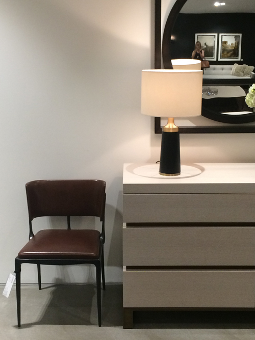 Vignette - Reve Occasional Table Summit Table Lamp Convex Mirrors Javier Drawer Cabinet