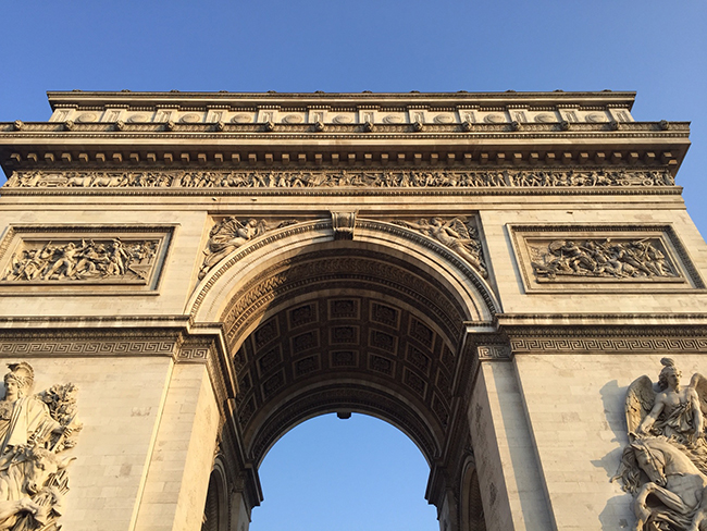 L'arc de Triomphe photo