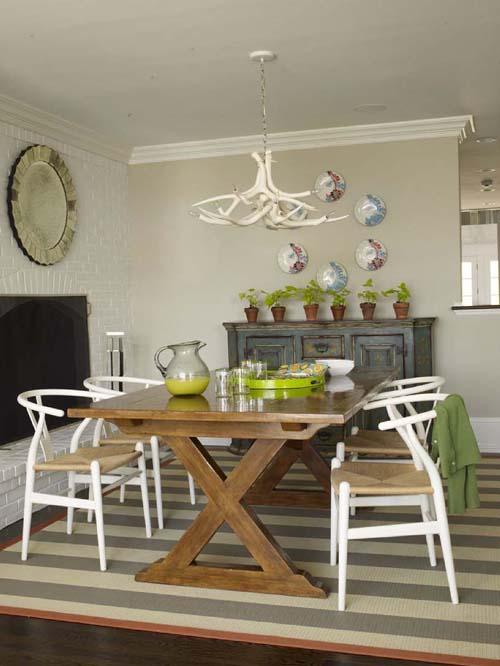 greenery in interior design