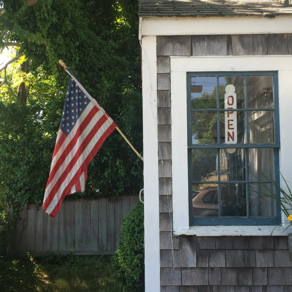 Sconcet Nantucket Fourth of July