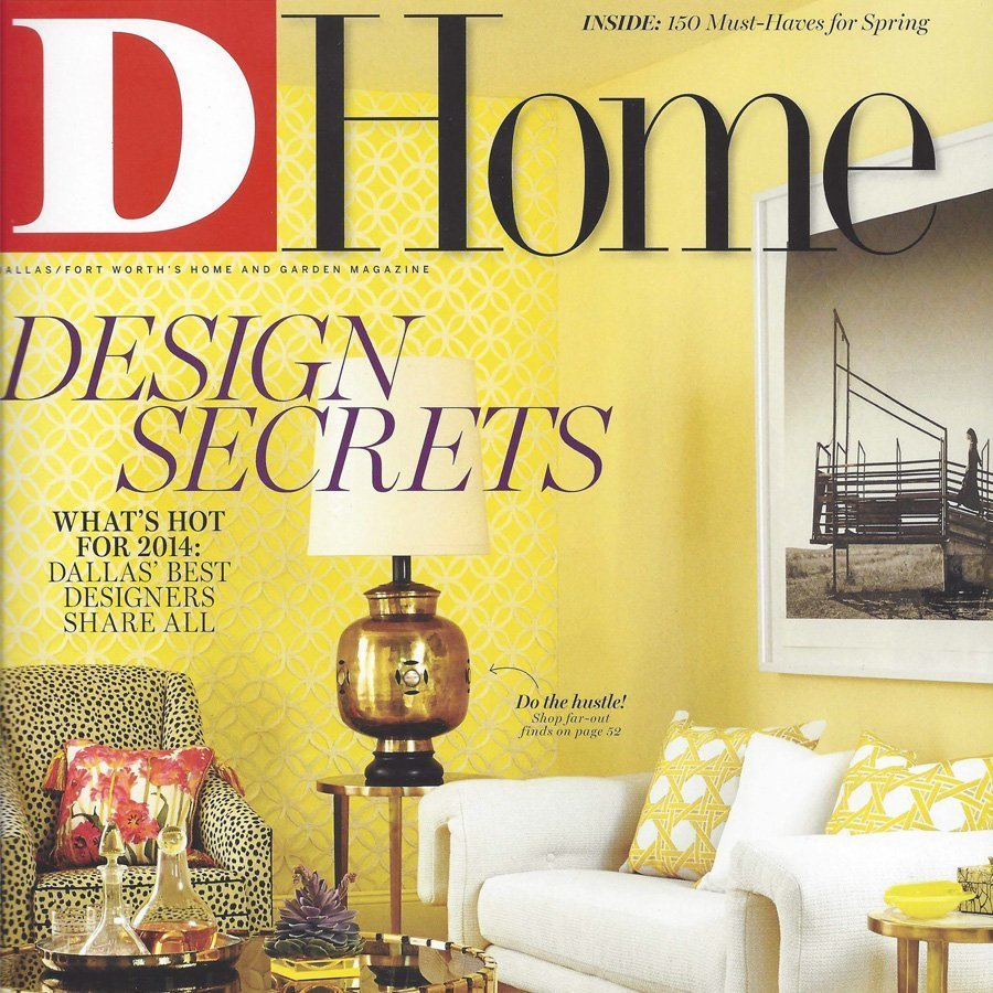 S.B. Long Interiors Honored in DHome 2014 Blog
